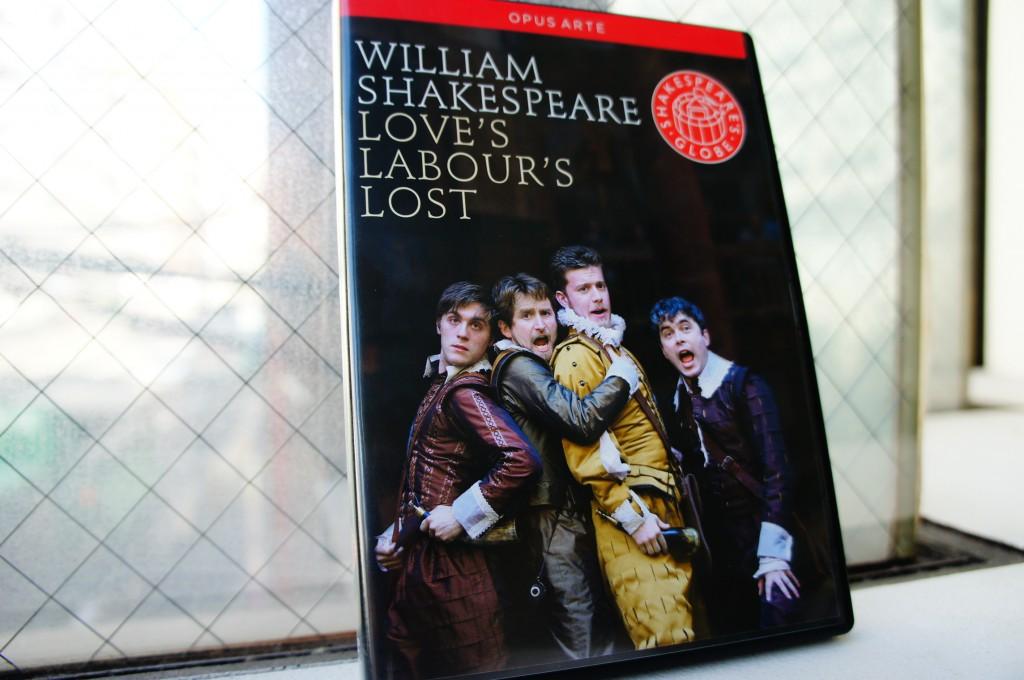 恋の骨折り損 Love's Labour's Lost